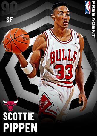 '94 Scottie Pippen onyx card