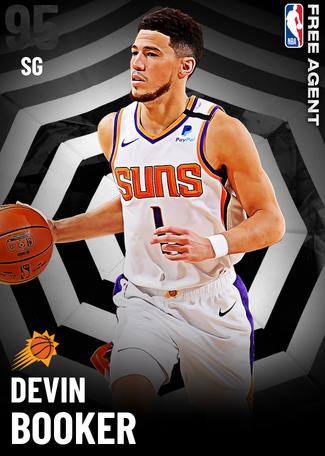 Devin Booker onyx card