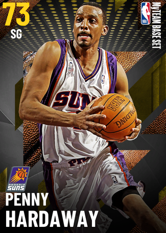 '94 Penny Hardaway gold card