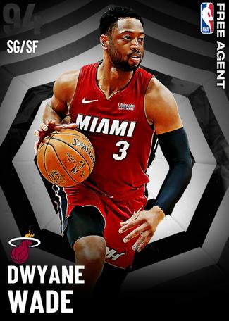 '04 Dwyane Wade onyx card
