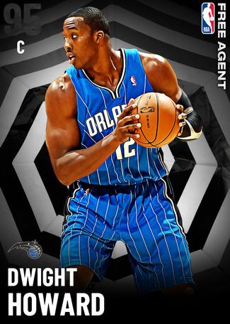 '11 Dwight Howard onyx card