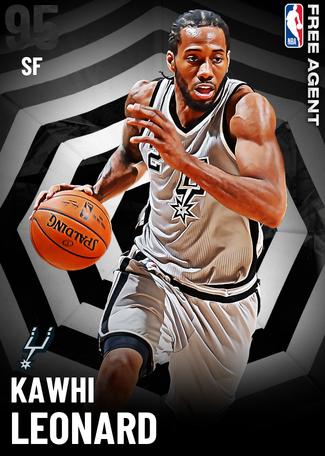 '14 Kawhi Leonard onyx card